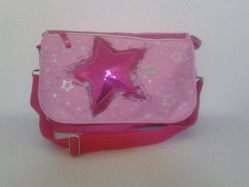 MESSENGER BAG STAR DENNY ROSE