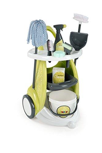 Smoby 24086 - Reinigungsservice Putzwagen