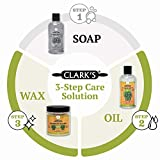 CLARK'S Bamboo Board Soap (12oz) | Enriched with