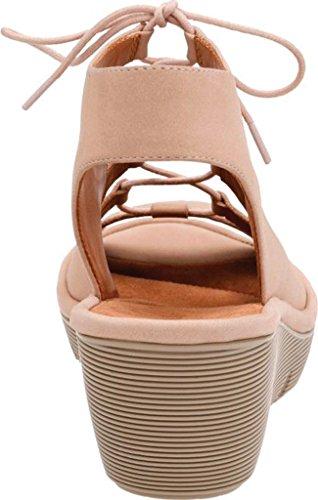 Donne Sabbia Sandalo Di Nubuck Delle Clarks Clarene Grazia 0A0Rvq
