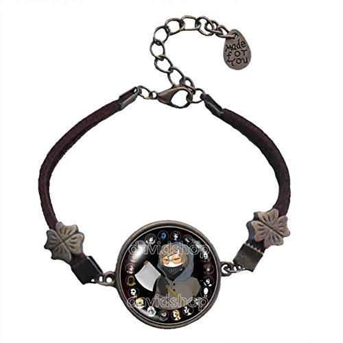 Handmade Design By ShiCong Fashion Jewelry Creepypasta TICCI