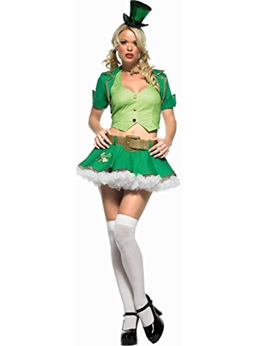 Lucky Charm Costumes (Lucky Charm Costume - Medium/Large - Dress Size 8-12)