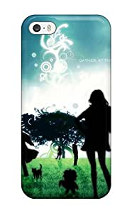 1875694K88805981 Premium Bleach Back Cover Snap On Case For Iphone 5/5s