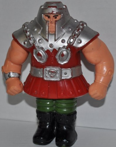 Vintage Ram Man (Series 1) (1982) Wave 1 - Original He-Man and the Masters of the Universe - MOTU - Mattel Collectible Action Figure - Loose (OOP) Out of Package (Ram Man Figure)