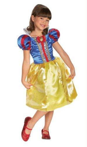 Snow White Costume Shirt (Snow White Sparkle Classic Costume - Medium)