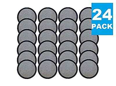 Premium Replacement Charcoal Water Filter Disk for Mr. Coffee Machines
