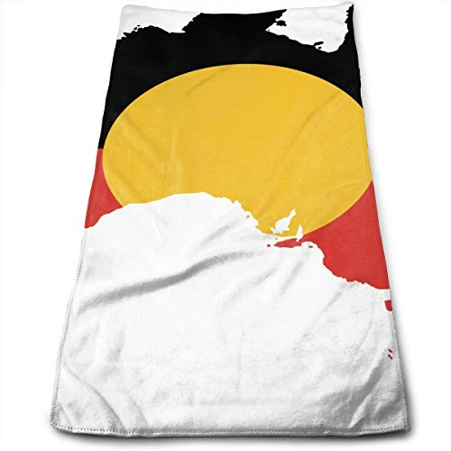Used, Australian Aboriginal Flag Multipurpose Soft Polyester for sale  Delivered anywhere in Canada
