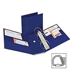 SR11-50-BE Avery Durable Slant Ring Reference Binder - 5\
