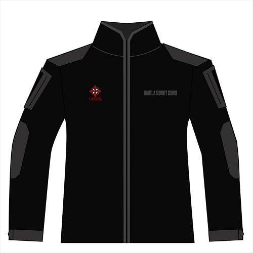 BIOHAZARD 20th BDU Umbrella ブラック Mサイズ