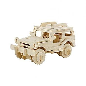 3d wooden model toy kit world puzzle build car kit wooden 3d puzzles build car kit