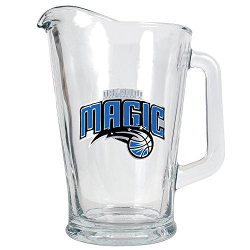 Nfl 60 Oz Glass Pitcher - 3