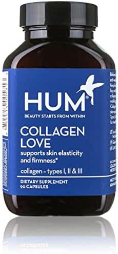 HUM Nutrition - Collagen Love - Skin Firming Support, 90 Capsules