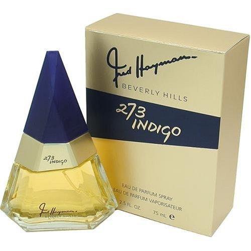 Fred Hayman 273 Body Spray - 273 Indigo By Fred Hayman For Women. Eau De Parfum Spray 2.5 Ounces