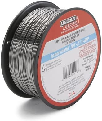 Lincoln Electric ED030584 Inner Shield NR-211 Flux-Core Welding Wire