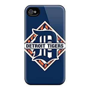 Durable Cases For The Case For Iphone 6 4.7Inch Coverplus- Eco-friendly Retail Packaging(baseball Detroit Tigers)