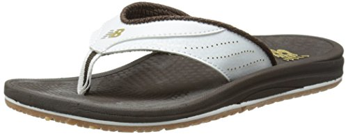 New Balance Purealign Thong Brown Womens Sandals Brown