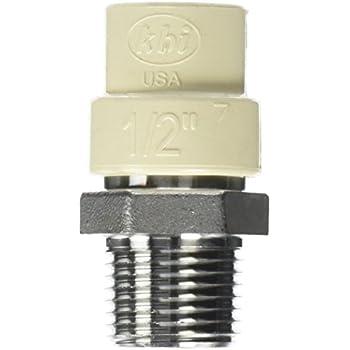 11//64 Diameter x 100 Length ASC MC1275031 Low Carbon Steel Lock Link Single Loop Chain Zinc Plated 580 lbs Working Load Limit 5//0 Trade