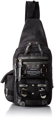 DEVICE Men's Haze2 Body Bag/Black by DEVICE