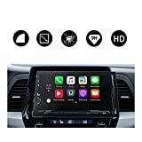 2018 2019 Honda Odyssey Touring 8 Inch Display Audio Touch Screen Car Navigation Screen Protector, R RUIYA HD Clear Tempered Glass Car in-Dash Screen Protective Film