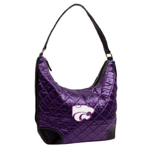 NCAA Kansas State Wildcats Quilted Hobo by Littlearth