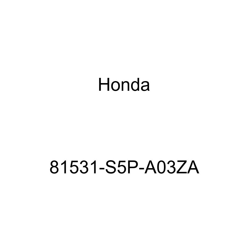 Left Front Honda Genuine 81531-S5P-A03ZA Seat Cushion Trim Cover