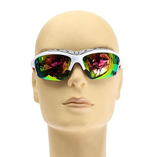 Cycling Sunglasses - Cycling Sunglasses For Women - Unisex Sport MTB Mountain Bike Sun Glasses Cycling Bicycle Bike Outdoor Eyewear Goggle - Bicycling Glasses Sun