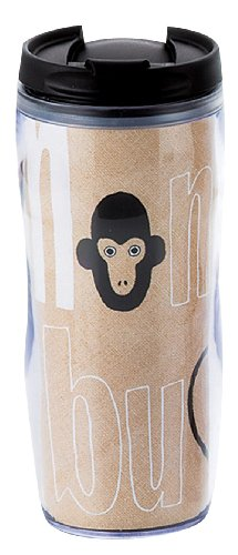 (Komika land warm tumbler L monkey 6722-045 (japan import))