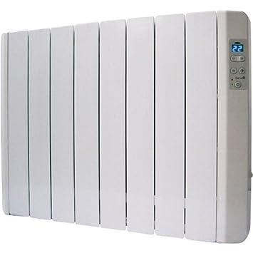 Garza Emisor Térmico - Radiador de 4 elementos de termo fluido, potencia 500W