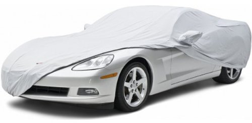 Coverking Custom Fit Car Cover for Select Ford Mustang Models - Autobody Armor (Gray) ()