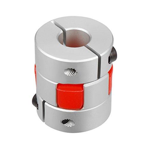 35mm Shaft - uxcell 12mm to 12mm Shaft Plum Shaped Coupling Coupler 30mm Diameter 35mm Length