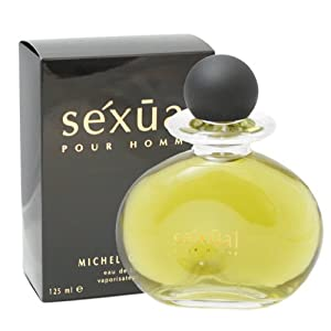 Sexual By Michel Germain For Men. Eau De Toilette Spray 4.2 Ounces