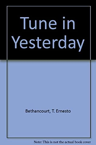 book cover of Tune In Yesterday