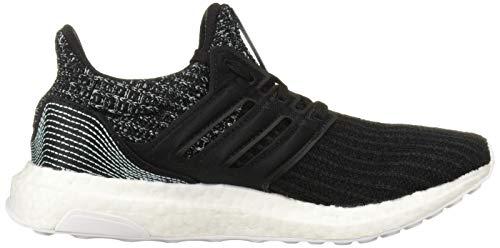 adidas Unisex Ultraboost Parley Running Shoe Black/White, 6 M US Big Kid by adidas (Image #7)