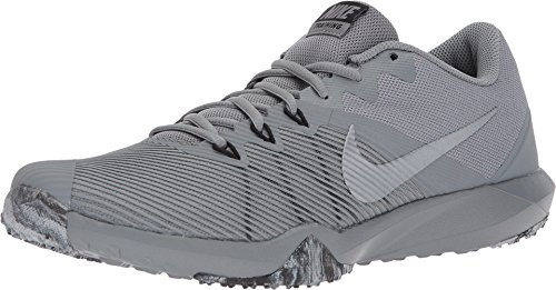 11 Training - Nike Men's Retaliation TR Training Shoes (11 D(M) US, Grey)