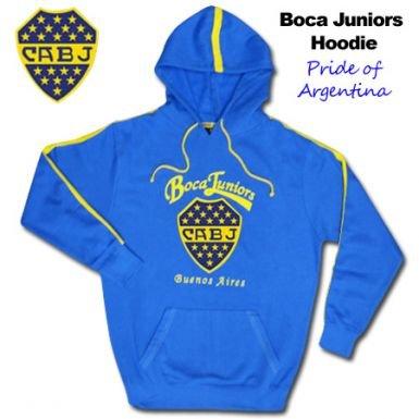 Boca Juniors Shirts (Boca Juniors Hoodie)