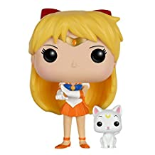 Sailor Moon - Venus With Artemis