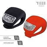 MyVigor LED Bike Lights