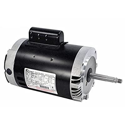 Pool Motor, 3/4 HP, 3450 RPM, 230/115VAC