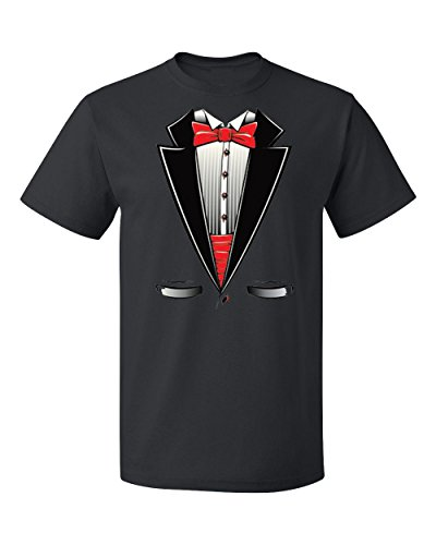 Most Popular Original Halloween Tuxedo Costume Men's T-Shirts