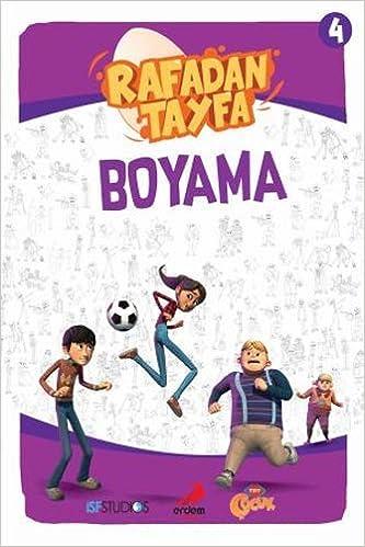 Rafadan Tayfa Boyama 4 Collective 9786053499619 Amazon Com Books
