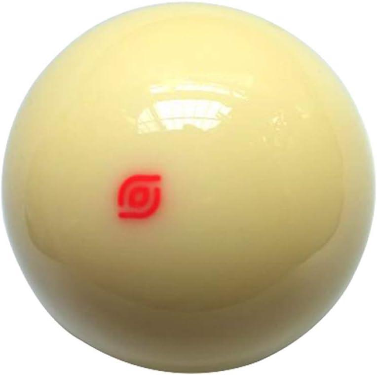 WXS Bolas de Billar 2.25 Pulgadas 57 mm 6 Puntos Spot Cue Ball Billar Pool Snooker Práctica de Entrenamiento (Color : #3): Amazon.es: Deportes y aire libre