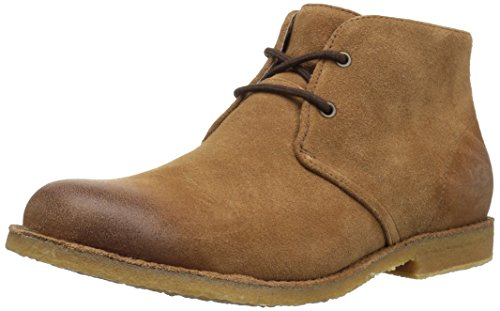 UGG Men's Leighton WP Chukka Boot, Chestnut, 12 M US (Crepe Sole Shoes)