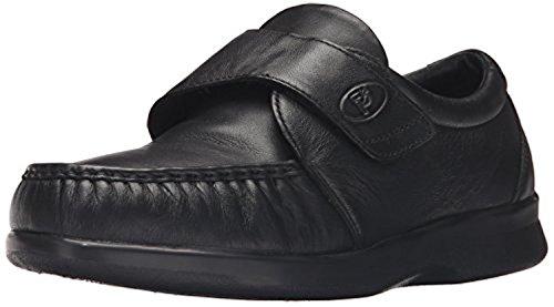 Propet Mens Pucker Moc Shoe Zwart 10,5 X (3e) & Oxy Cleaner Bundel