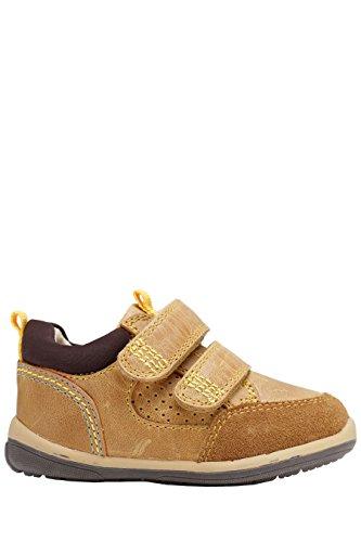 next Niños Zapatillas Primeros Pasos Corte Estándar Calzado Deporte Bronceado