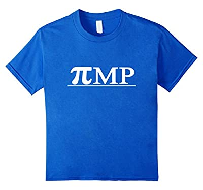 Funny PIMP Nerd T-Shirt Math Pi Nerd Shirt women men youth
