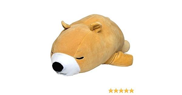 fa16b47af2a Amazon.com  Go Games Snoozimals 20in Bear Plush