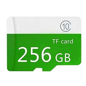 Verde Micro-SD SD TF Tarjeta de Memoria Clase 10 Calidad ...