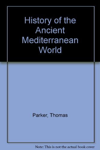 History of the Ancient Mediterranean World - Text