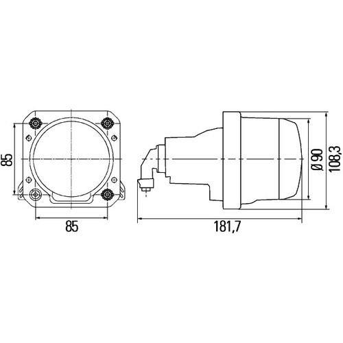 Bosch 986356844 Cavi Candele