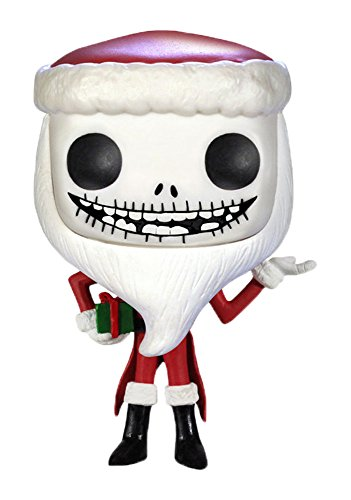 Funko Nightmare Before Christmas Santa Jack Pop Vinyl Figure